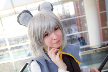 Nazrin from Touhou Project worn by Kohime