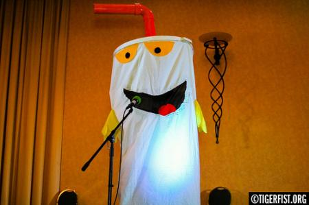 Master Shake from Aqua Teen Hunger Force