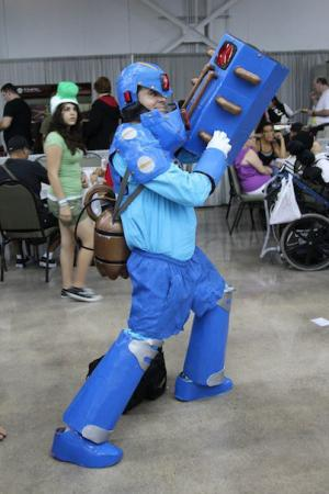 Mega Man from Mega Man