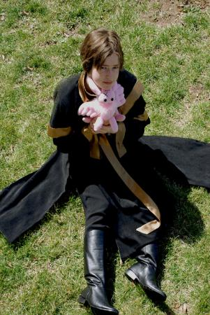 Teito Klein from 07-Ghost worn by Lyn Hargreaves