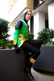 Loki from Journey Into Mystery worn by Lyn Hargreaves