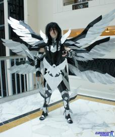 Lord Hades from Saint Seiya worn by Lyn Hargreaves