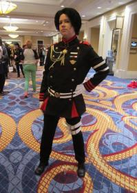Guren Ichinose  from Seraph of the End worn by Lyn Hargreaves