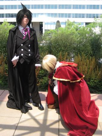 Reo from Pandora Hearts worn by Lyn Hargreaves