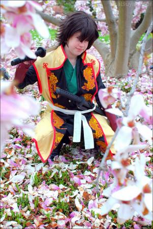 Okita Souji from Hakuouki Shinsengumi Kitan worn by Lyn Hargreaves