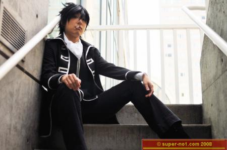 Toshiro Hijikata from Gintama worn by Sephy