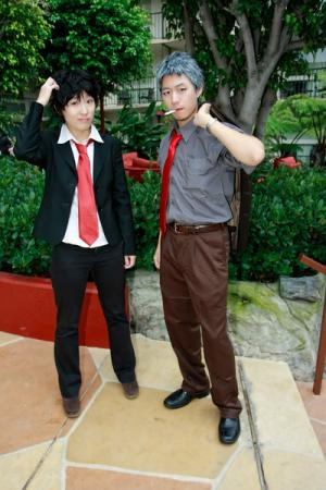 Tohru Adachi from Persona 4 worn by Sephy