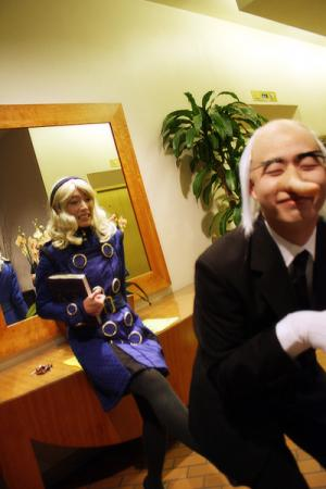 Margaret from Persona 4 worn by Sephy