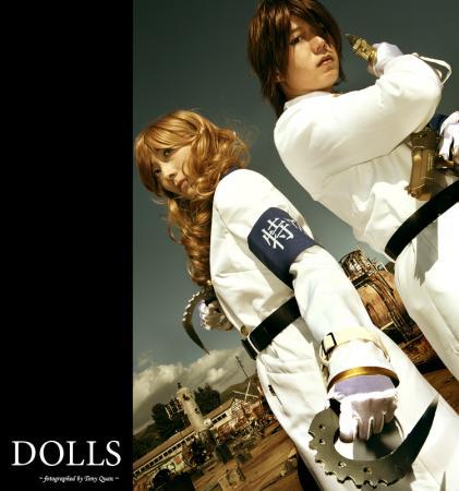 Aikawa Rami from DOLLS worn by Sephy