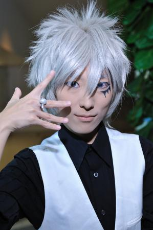 Byakuran from Katekyo Hitman Reborn!