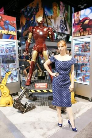 Virginia Pepper Potts from Iron Man worn by Lady S.