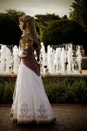 Princess Zelda from Legend of Zelda: Twilight Princess worn by akuriko