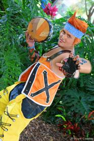 Wakka from Final Fantasy X worn by JFBount