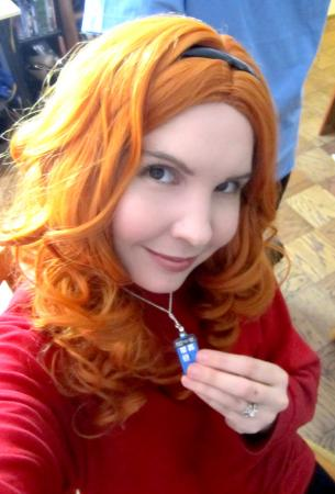 Amy Pond from Doctor Who worn by Neoangelwink