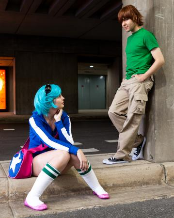 Ramona Flowers from Scott Pilgrim worn by Neoangelwink