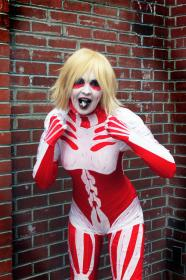 Female Titan  from Attack on Titan worn by Neoangelwink