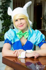 Fionna from Adventure Time with Finn and Jake worn by Neoangelwink