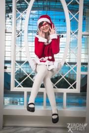 Mari Illustrious Makinami from Neon Genesis Evangelion worn by Neoangelwink