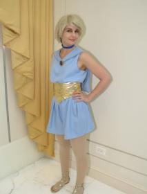 Super Sailor Uranus from Sailor Moon Super S worn by Neoangelwink