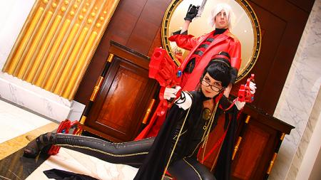 Bayonetta from