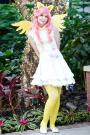 Fluttershy from My Little Pony Friendship is Magic