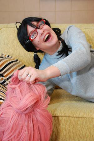 Tsukimi Kurashita from Princess Jellyfish worn by Neoangelwink