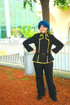 Rivalz Cardemonde from Code Geass