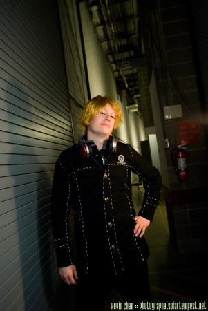Yosuke Hanamura from Persona 4 worn by chibik3r0