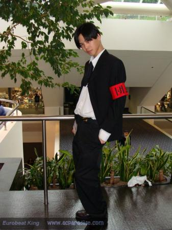 Main Character from Persona 3 worn by Kei Tsubasa