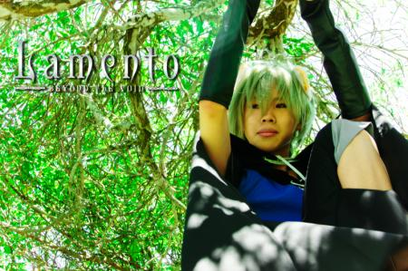 Konoe from Lamento -Beyond the Void- (Worn by Kei Tsubasa)