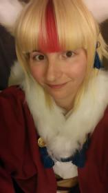 Selkie / Kinu from Fire Emblem Fates worn by Artikgato