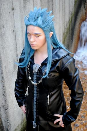 Saix from Kingdom Hearts 2 worn by Nikkiolie