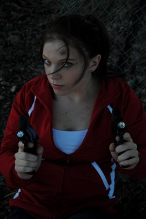 Zoey from Left 4 Dead worn by Nikkiolie