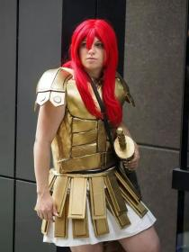 Mu Alexius from Magi Labyrinth of Magic worn by Nikkiolie