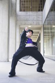 Jotaro Kujo from Jojo's Bizarre Adventure  by Nikkiolie