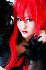 Yoko Littner from Tengen Toppa Gurren-Lagann worn by Mostflogged