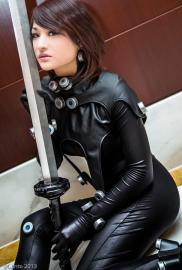 Anzu Yamasaki from Gantz 