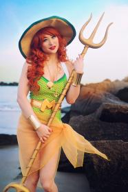 Mera from DC Comics