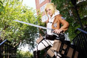Annie Leonhardt from Attack on Titan worn by mostflogged