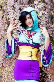 Priestess Rao from Okami