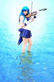 Michiru Kaioh from Sailor Moon S worn by mostflogged