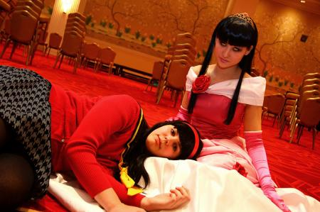 Yukiko Amagi from Persona 4 (Worn by mostflogged)