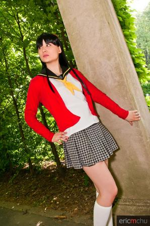 Yukiko Amagi from Persona 4 worn by Mostflogged