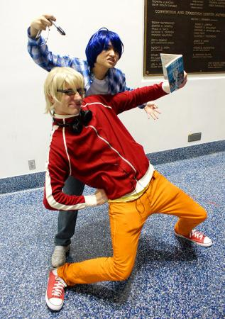 Mashiro Moritaka from Bakuman (Worn by mostflogged)