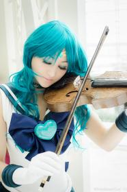 Michiru Kaioh from Sailor Moon S