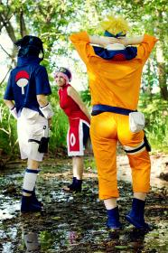 Sasuke Uchiha from Naruto worn by mostflogged