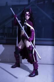 Huntress from DC Comics by mostflogged
