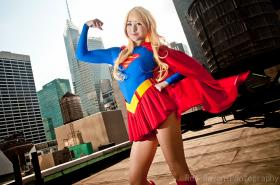 Supergirl from DC Comics worn by mostflogged