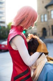 Naota Nandaba from FLCL worn by Mostflogged