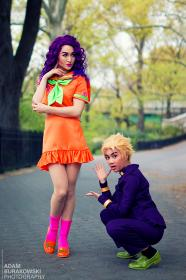 Yukako Yamagishi from Jojo's Bizarre Adventure worn by mostflogged